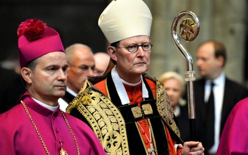 Foto: Cardinale Rainer Woelki di Colonia (CNS photo/Sascha Steinbach, EPA)