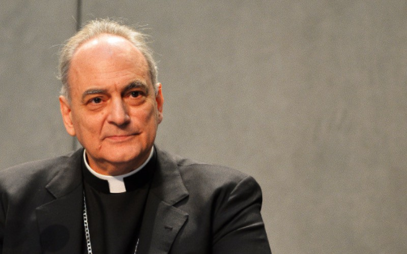 Foto: mons. Sorondo (Getty)