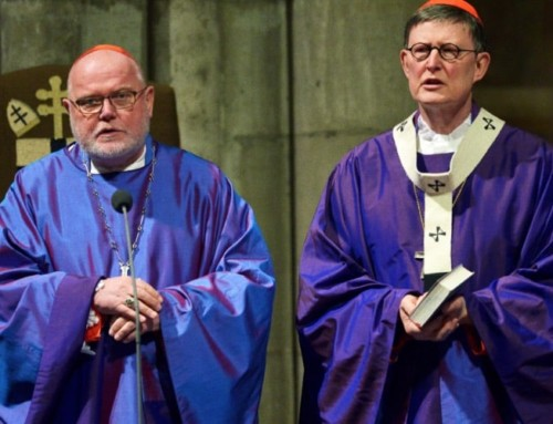 """Card. Woelki: """"Non è nostro compito andare a inventare da soli una nuova Chiesa"""""""