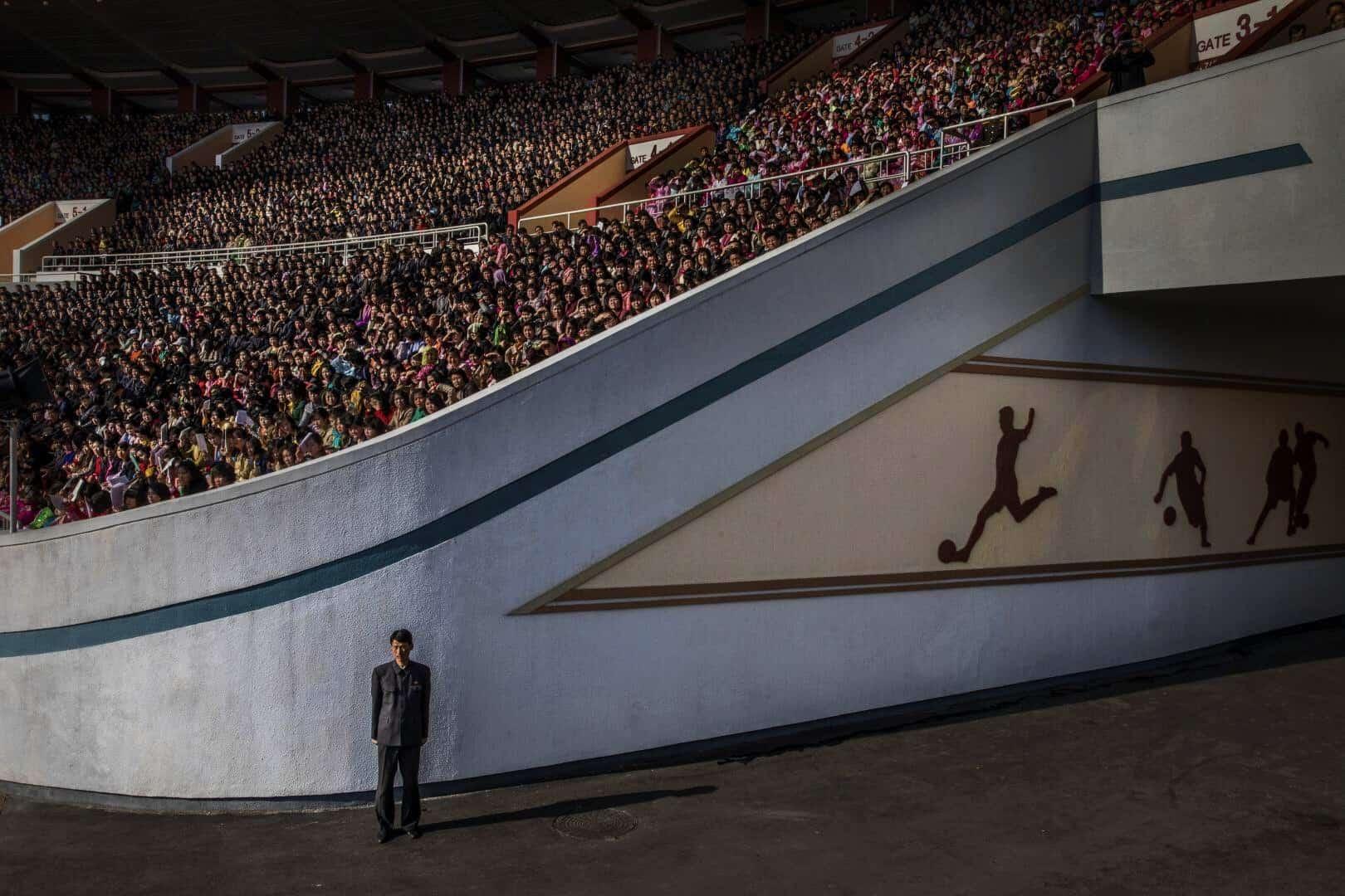 Foto: Roger Turesson - nord Korea
