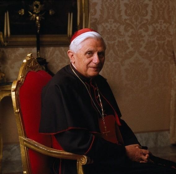 Foto: card. Joseph Ratzinger