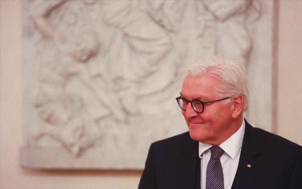 Foto: Frank-Walter Steinmeier, presidente della Repubblica Federale Tedesca (Getty Image)