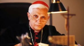 Card. Ratzinger: deve essere preoccupazione della Chiesa creare comunità di pellegrini