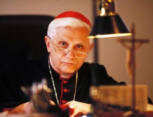 """Il card. Joseph Ratzinger e la """"dittatura del relativismo"""""""
