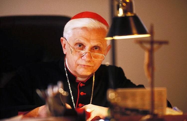 Foto: card. J. Ratzinger