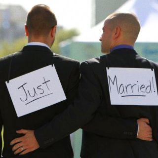 """NOZZE GAY, CASSAZIONE DICE NO ALLA TRASCRIZIONE: """"Il matrimonio è altro"""""""