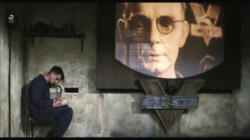 """foto: scena dal film """"1984"""""""