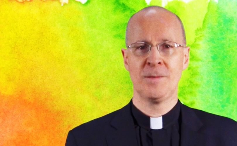 Foto: padre gesuita James Martin