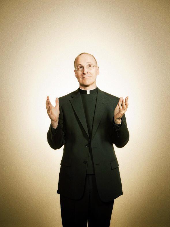 Foto: padre James Martin sj