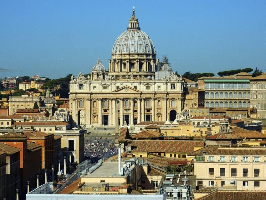 Foto: basilica di San Pierto a Roma