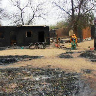 NIGERIA, MASSACRO CRISTIANI, BAMBINI BRUCIATI VIVI