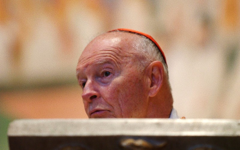Foto: Cardinal Theodore McCarrick (GettyImages)
