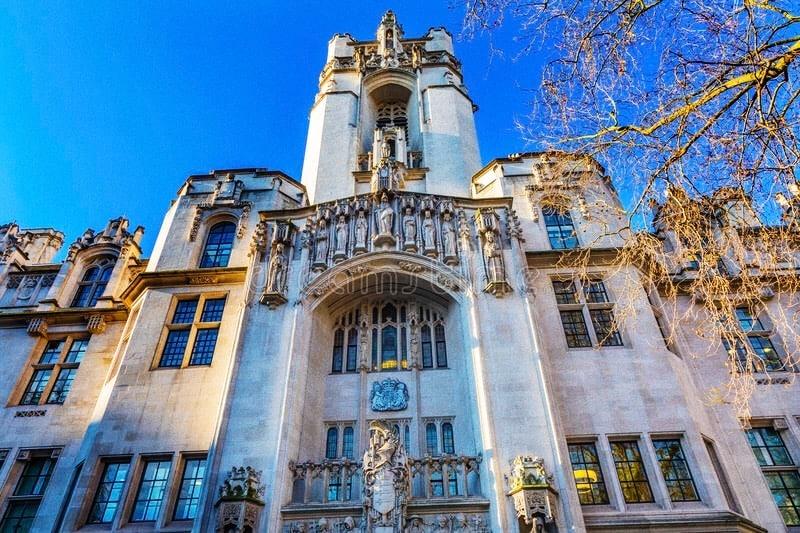 Foto: Corte Suprema UK