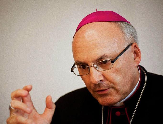 Foto: mons. Rudolf Voderholzer, vescovo di Ratisbona