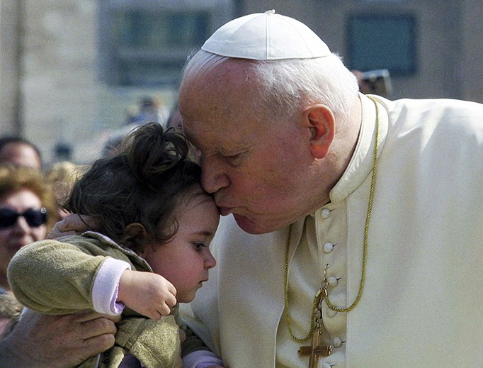 Foto: papa Giovanni Paolo II (GettyImages)