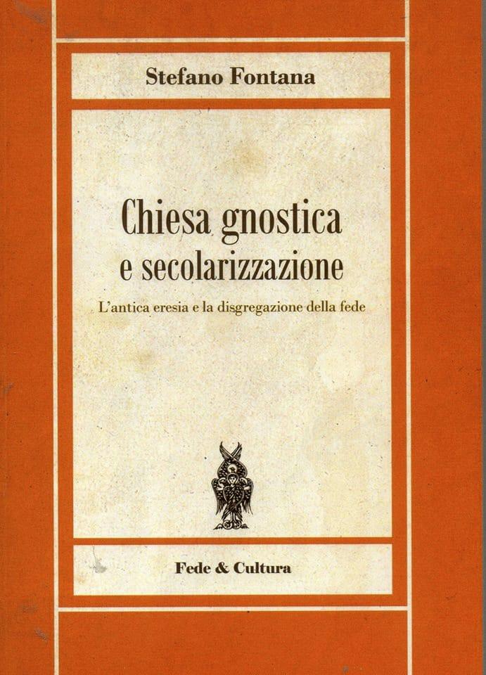 Foto: libro appena uscito di Stefano Fontana