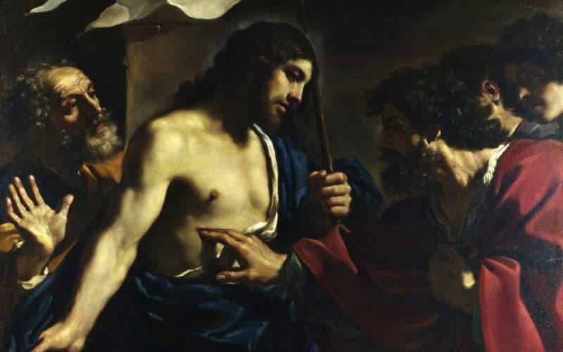 foto: dipinto san Tommaso apostolo