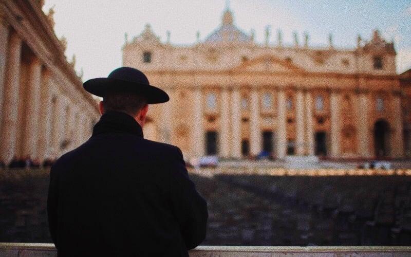 foto: basilica di San Pietro a Roma