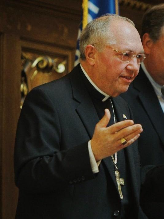 Foto: il vescovo Robert C. Morlino