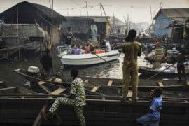 Lagos Waterfront sotto minaccia