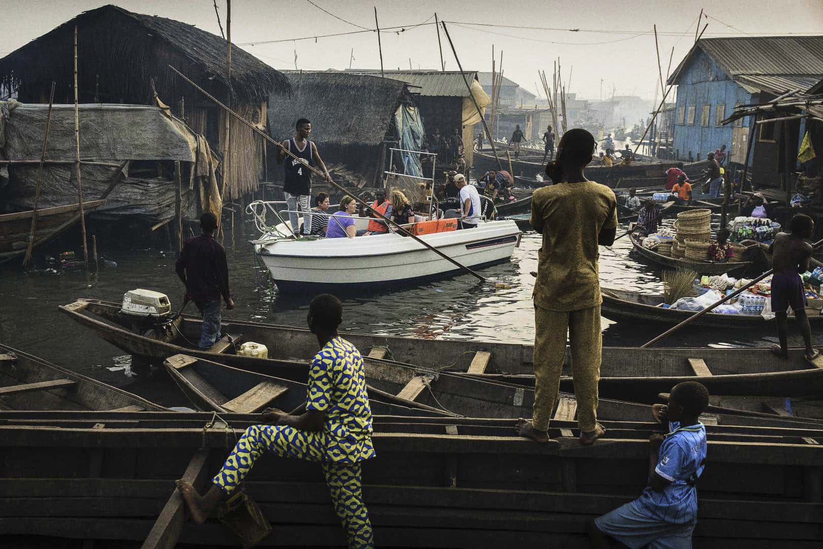 foto: Lagos Waterfronts under Threat- (autore: Jesco Denzel)