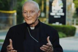 """Il vescovo che ospita McCarrick: """"Gesù è ricco di misericordia. Non è venuto a darci il permesso di peccare"""""""