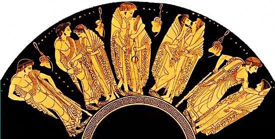 Foto: reperto antica grecia