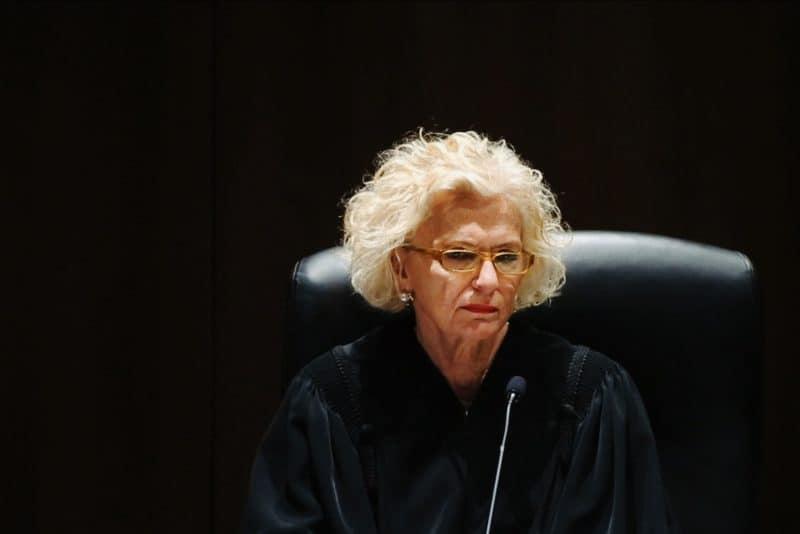 Foto: giudice Anne Burke