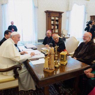 Nessuna menzione di visita apostolica dopo incontro vescovi USA e Papa