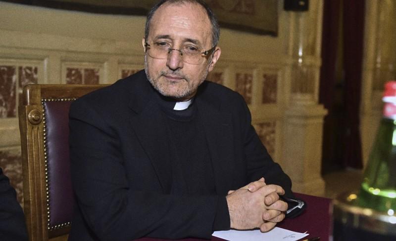 Foto : padre Bernardo Cervellera