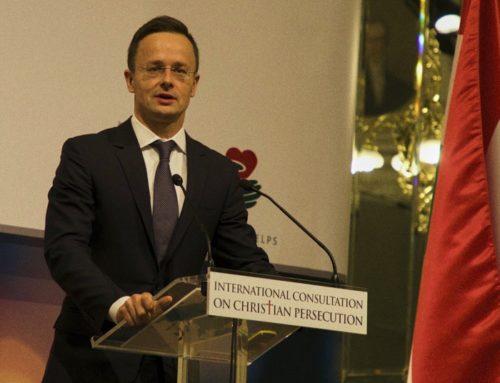Ministro degli Esteri ungherese: Vogliamo un'Ungheria cristiana, un'Europa cristiana