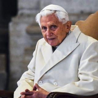 Ecco il testo completo delle lettere private di Benedetto XVI