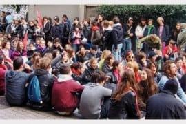 Universitari per la vita aggrediti in università, ma non rimarranno in silenzio
