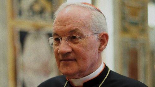 Card. Marc Ouellet, prefetto della Congregazione per i Vescovi (Vatican Media)