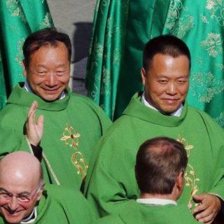 Ecco chi sono i due vescovi cinesi che hanno partecipato al Sinodo dei giovani