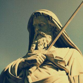 """""""Gesù Cristo non è venuto a darci una pacca sulla spalla."""""""