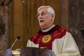 """Padre Sosa Abascal: """"il Papa non è il capo della Chiesa, è il vescovo di Roma"""""""