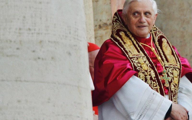 Foto: papa Benedetto XVI (Filippo Monteforte/AFP/Getty Images)