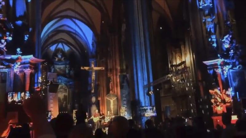 Foto: concerto nella cattedrale di Santo Stefano a Vienna