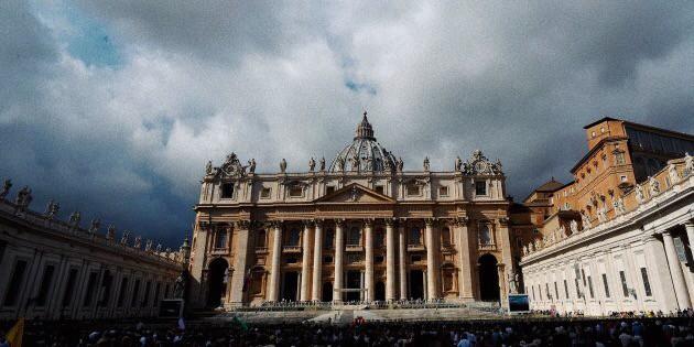 Foto: Basilica San Pietro a Roma (HuffPost italia)