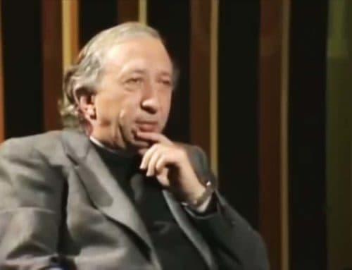 Don Luigi Giussani: chi è il santo? È l'uomo, l'uomo vero!