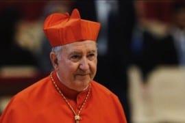 Card. Errazuriz, chiamato a testimoniare in tribunale su caso di abuso, lascia il gruppo di consiglieri del Papa