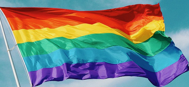 Foto: bandiera LGBT