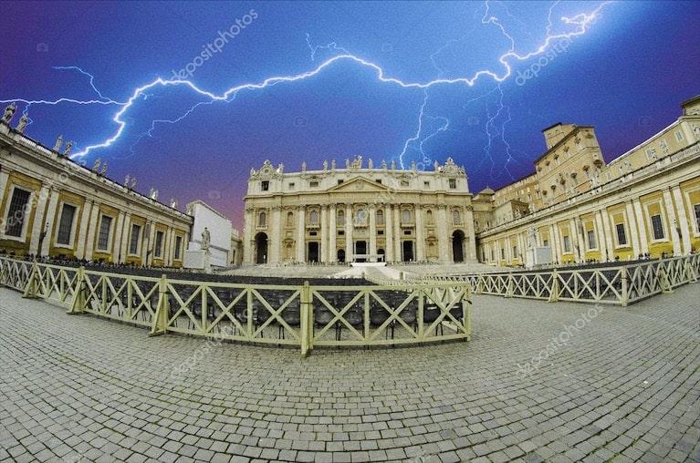 Basilica di San Pietro a Roma (foto Jovanig)
