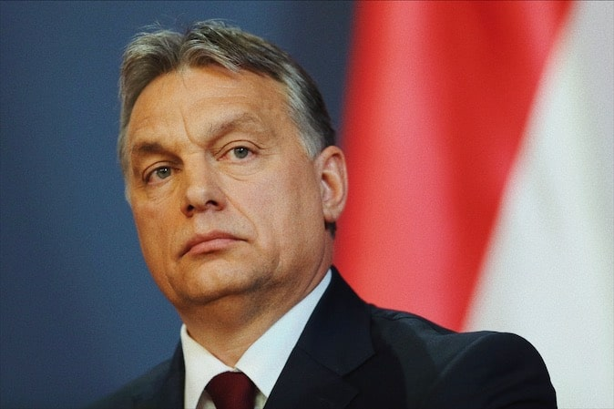 Foto: Orban, Primo Ministro ungherese