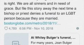 Ecco l'astuzia del gesuita padre Martin smascherata da un prete blogger