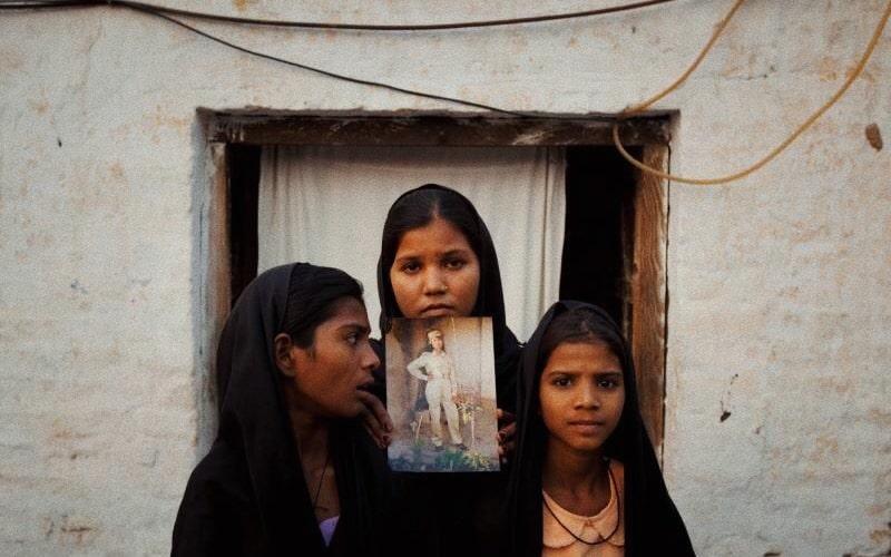 Le figlie di Asia Bibi (CNS photo/Adrees Latif, Reuters) via Catholic Herald