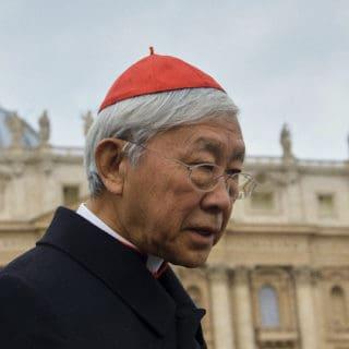 Card. Zen vola a Roma per consegnare una lettera al Papa contenente il grido di dolore della Chiesa clandestina cinese