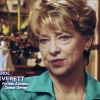 """Carol Everett: """"Il nostro obiettivo era di avere dai 3 ai 5 aborti per ogni ragazza di età tra i 13 ed i 18 anni"""""""