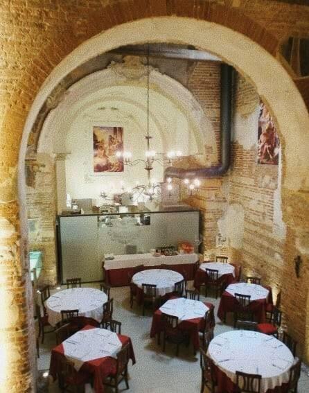 Foto: ristorante di Santa Felicita a Verona